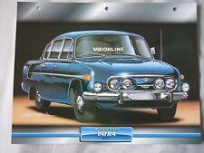 Tatra 603 Dream Cars Card