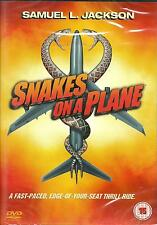 SNAKES ON A PLANE - BRAND NEW DVD