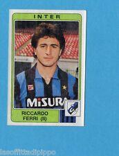 PANINI CALCIATORI 1984/85 -FIGURINA n.121- FERRI - INTER -Recuperata