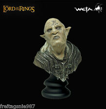 Lord Of Das Ringsorc Overseer Resin-Bust Weta Sideshow