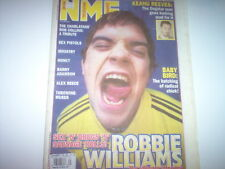Robbie Williams - Melody Maker Magazine 1996