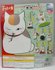 Japan Natsume Yujin Cho Cat Mascot Part III - Takara Tomy   , #4ok