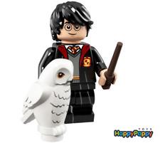 Lego 71022 Harry Potter Fantas Beasts Minifigur Harry Potter ungeöffnet / Sealed