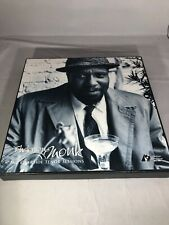 Thelonious Monk Riverside Tenor Sessions . Brand New Never Played 7 Cds Box Set
