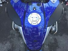 Bmw R 1200 GS Adv LC 14-on. Bmw GS stickers, decals. Top tank area .
