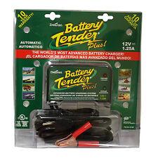 Deltran Battery Tender Plus 12V Charger Boat Lawn Tractor 021-0128