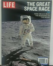 Life The Great Space Race How the US Beat Russia to the Moon  FREE SHIPPING sb