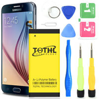 2850mAh Replacement Internal Battery + Tool Kit For Samsung Galaxy S6 SM-G920T