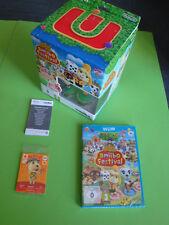 Animal Crossing: amiibo Festival (Nintendo Wii U, 2015, DVD-Box)