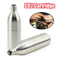 Airsoft Refillable 12g Recharge CO2 Cartridge Gas Cylinder for soda water AU