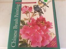 Walter Foster Chinese Brush Painting Kit