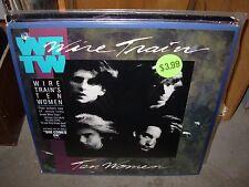 WIRE TRAIN ten women ( rock ) - SEALED / NEW - sticker -