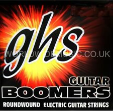 GHS GBL Boomers Light  Roundwound Electric Guitar Strings .010 - .046