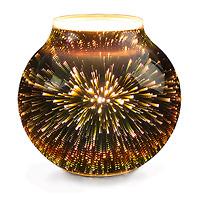 Scentsy Stargaze Warmer plug in light up wax melt milticolor