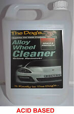 The Dogs Suitable For All Wheel Types ACID BASED Alloy Wheel Cleaner 5 LTR