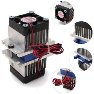 Fai Kit Refrigerazione Termoelettrica Peltier Raffreddamento Sistema + Fan S230