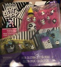Littlest Pet Shop Black & White Pet Friends Collection Series 1 Teensie-scale
