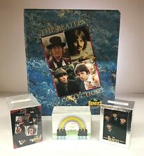 The Beatles Collection - Trading Card Binder / Album & 3 Complete Sets