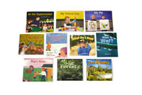 New! HMH Into Reading RIGBY Grade K Leveled Readers 10 Books *Level A* Lot