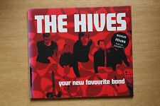 The Hives ‎– Your New Favourite Band - Rock, Punk, 2002 (Box C92)