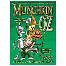 Munchkin oz game-neuf
