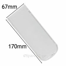 Vent Extractor Light Bulb Plastic Diffuser Cover Strip for IGNIS Cooker Hood