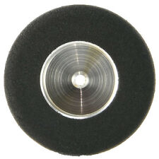 Pro Track Large Scale Series Drag Rears, 1 3/16 x .700, Natural Rubber