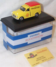 Morris Minor Van Evening News 1-43 Scale New in Case oxford diecast MM049 ltd ed