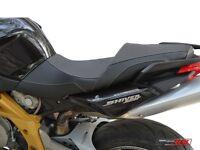 Aprilia Shiver 750 2006-2009 MotoK Seat Cover A D692/K1  anti slip race  5