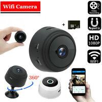 Mini Telecamera Spia IP Wireless WIFI Nascosta Micro Cam Di Sicurezza Domestica