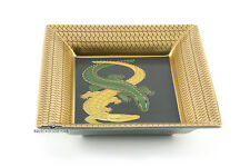 CARTIER PORCELAIN CROCODILE TRINKET TRAY - Extremely Rare!!