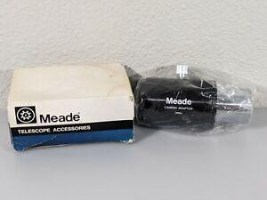 "Meade 1.25"" Basic Camera Adapter  # 07356 Made in Japan"