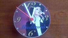 """MADONNA 5"""" WALL CLOCK 1993 THE GIRLIE SHOW MEMORABILIA"""