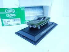 EBBRO 1:43 DIECAST MODEL TOYOTA CELICA LB 2000 GT RACING GREEN 1973 NEW OVP