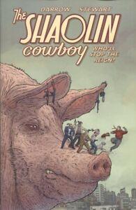 SHAOLIN COWBOY WHO`LL STOP THE REIGN TPB (MR) GEOFF DARROW