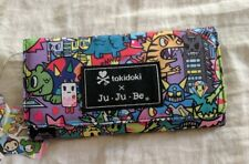 Nwt Jujube Ju-Ju-Be Tokidoki Be Rich Kaiju City Wallet Trifold Godzilla Monster