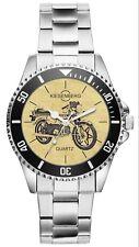 Geschenk für Kreidler Florett Motorrad Fahrer Fans Kiesenberg Uhr 20451