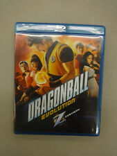 Dragonball Evolution (Blu-ray, 2009, Z-Edition), Used, Disc=Near Mint, Case=Good