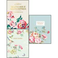 Cath Kidston Health & Happiness,Kidston,Positivity 3 Books Collection Set NEW