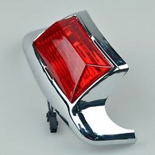 Rear Fender LED Tip Light For Harley FLHT FLT FLHS FLHR FLHTC FLSTN Road king FL