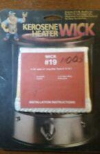 Kero World Part Number 11005 Replacement Wick for Kerosene Heater
