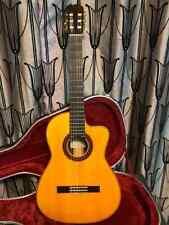 More details for felipe conde flamenco guitar-hand made-almost brand new