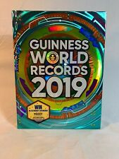Guinness World Records 2019 by Guinness World Records Editors (2019, Hardcover)