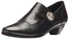 Josef Seibel Women's Tina 41 Dress Pump Black Leather, New
