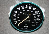 Rover 3500 P6 2.Serie Tacho SN5345/0BAS 67298MPH - MPH bis 140 - Km/h bis 220