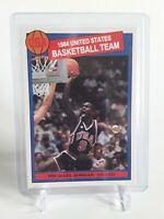 Rare! 1984 Michael Jordan USA Olympic Pink Back Rookie RC Air Jordan