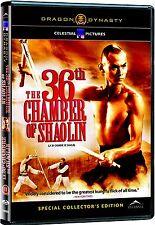 NEW DVD // THE 36th CHAMBER OF SHAOLIN - Gordon Liu, Kara Hui