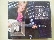 The very best of Blue System (Dieter Bohlen) - Magic symphonies 3 CD Box NEU OVP
