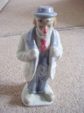 Collectable Valencia ,Spain Porcelain Clown ornament-figurine