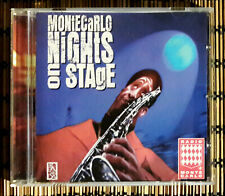 CD Montecarlo Nights On Stage by Nick The Nightfly